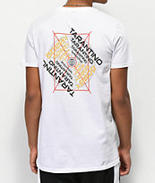 Bobby Tarantino by Logic Maze camiseta blanca