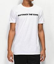 Bobby Tarantino by Logic Rattpack White T-Shirt