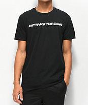 Bobby Tarantino by Logic Rattpack camiseta negra
