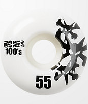Bones 100's Natural 55mm ruedas de skate