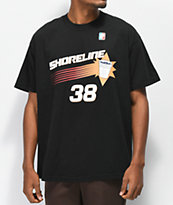 Brooklyn Projects x Shoreline Mafia Baller camiseta negra