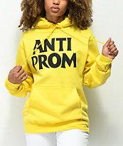 Brujas Anti Prom Yellow Hoodie