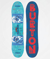 c8027e80476b Burton After School Special Youth Snowboard Package 2019