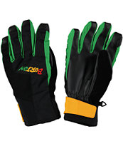 Burton Empire GORE-TEX 2014 Rasta Gloves