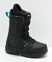 Burton Invader Black Snowboard Boots 2019