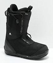 Burton Swath Speed Zone 2019 botas de snowboard en negro
