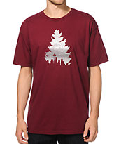 Casual Industrees WA Johnny Tree Rainier camiseta