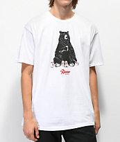 Casual Industrees x Rainier Bear White T-Shirt