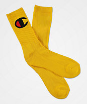 Champion Big C Team calcetines dorados