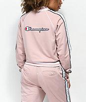 Champion Dream Pink Track Jacket