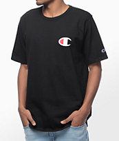 Champion Heritage Patriotic C camiseta negra