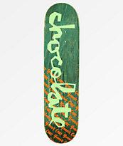 "Chocolate Yonnie OG Chunk 7.75"" Skateboard Deck"