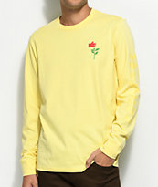 Converse x Chocolate Yellow Long Sleeve T-Shirt