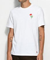 Converse x Chocolate camiseta blanca