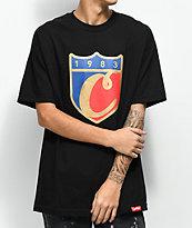 Cookies Carrera Logo camiseta negra