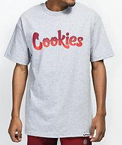 Cookies Horizon Thin Mint Logo camiseta gris