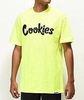 Cookies Thin Mint Neon Green T-Shirt