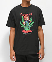 Cookies x Chucky Friends Black T-Shirt