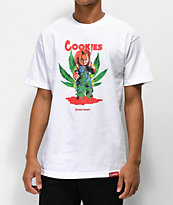 Cookies x Chucky Friends White T-Shirt