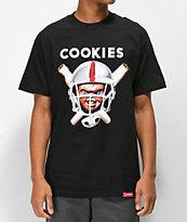 Cookies x Chucky Helmet Black T-Shirt