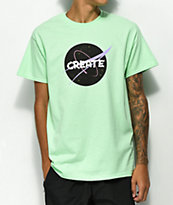 Create NASA Mint T-Shirt