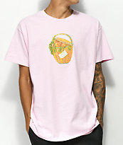 Create Peaches Pink T-Shirt
