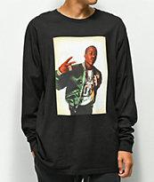 Cross Colours 90's Legends Too Short camiseta negra de manga larga