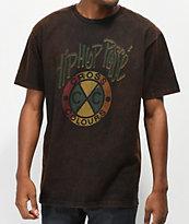 Cross Colours Acid Hip Hop Posse Black T-Shirt