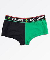 Cross Colours Color Block Boyshort
