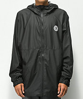 DC Doxford Black Windbreaker Jacket