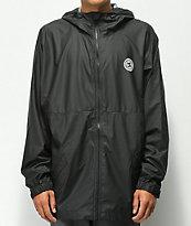 DC Doxford Black Windbreaker Jacket