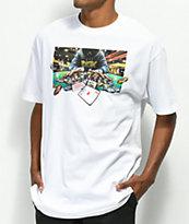 DGK All In White T-Shirt