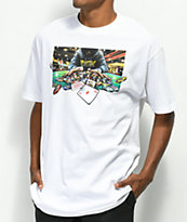 DGK All In camiseta blanca