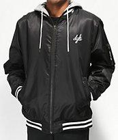 DGK Attack 2Fer Black Jacket