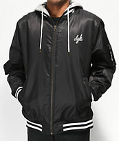 DGK Attack 2Fer chaqueta negra