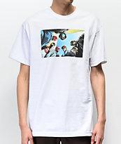 DGK Attitude camiseta blanca