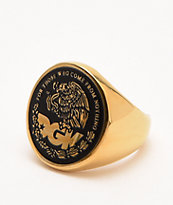 DGK Familia anillo de oro