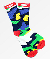 DGK General Crew Socks