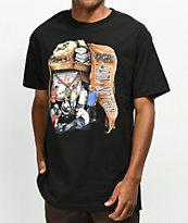 DGK Hard Knocks Black T-Shirt