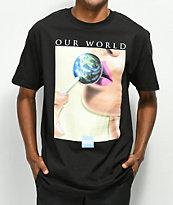 DGK Our World Black T-Shirt