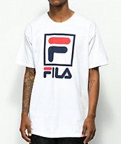 DGK Stacked camiseta blanca