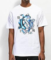 DGK Yin Yang camiseta blanca