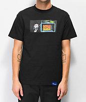 Danson Fire Filmer Black T-Shirt