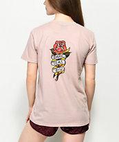Dark Seas Amore Mauve T-Shirt
