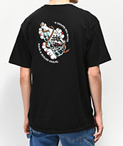 Dark Seas Black Rose T-Shirt
