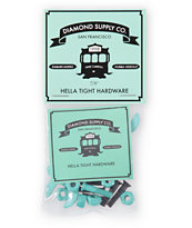 Diamond Supply Co Carroll Hella Tight 0.875 Skate Hardware