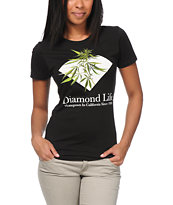 Diamond Supply Co Homegrown Black T-Shirt