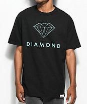 Diamond Supply Co. Futura Sign camiseta negra