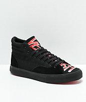 Diamond Supply Co. x Deathwish Foy Select Hi Skate Shoes