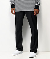 Dickies Flex Black Slim Chino Work Pants